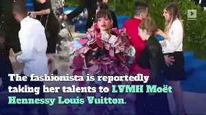 Rihanna Is Making History with LVMH Fashion Deal [Video]