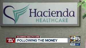 Tax records show hundreds of thousands of dollars given out as bonuses at Hacienda Healthcare in 2016 [Video]