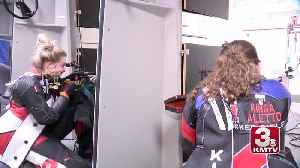 Nebraska Rifle ranked No. 9 in country [Video]