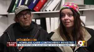 Six months later, did Cincinnati's tent city have an impact? [Video]