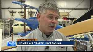 Nampa Municipal Airport to focus on small planes and new hangars [Video]