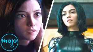Top 10 Reasons Why Alita Battle Angel Might Actually Blow Peoples Minds [Video]