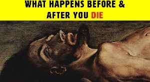 9 Things That Happen Before And After You Die [Video]