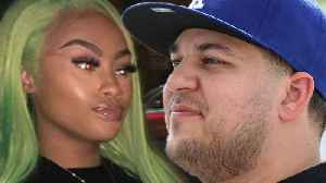 Rob Kardashian BLASTED By Summer Bunni For LEAKING Text's & Using Her For Clout! [Video]