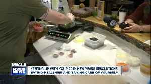 Making your New Years resolutions at Soma Cura Wellness Center [Video]