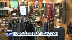 Keeping your New Years resolutions at Soma Cura Wellness Center [Video]