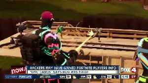 Fortnite security flaw allowed hackers to access accounts, eavesdrop on in-game conversations [Video]
