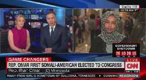 Rep. Omar Says Lindsey Graham Has Been Compromised — They Got To Him [Video]