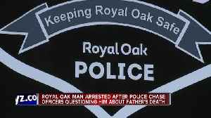 Man in custody after father found dead with hands & legs bound in Royal Oak home [Video]