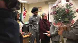 Marcus Center Teacher of the Year inspires students, others about MLK [Video]