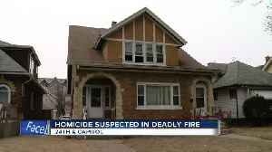MPD still searching for suspects in fatal fire in North Milwaukee [Video]
