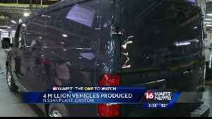 Nissan adding shift to Canton plant [Video]