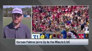 Carson Palmer: Tampa Bay Buccaneers head coach Bruce Arians hire 'best thing' that could've happened to quarterback Jameis Winst [Video]