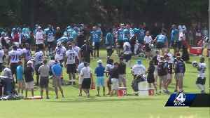 The future of Panthers Training Camp at Wofford hangs in the balance. [Video]