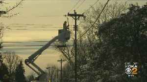 Crews Preparing For Power Outages During Impending Winter Storm [Video]