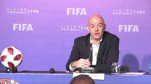 Most football associations support 48-team World Cup in Qatar - FIFA chief [Video]