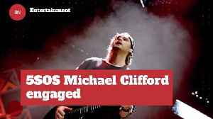 5 Seconds Of Summer Guitarists Is Getting Married [Video]