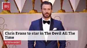 Chris Evans Will Join Robert Pattinson And Tom Holland In 'The Devil All The Time' [Video]