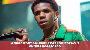 It's Number 1 For This Boogie Wit Da Hoodie [Video]