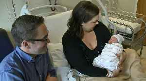 Baby Born in Marin General Parking Lot During Storm [Video]
