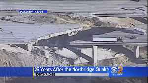 25 Years After The Northridge Quake [Video]