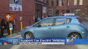 Gov. Polis Signs Executive Order For More Electric Vehicles [Video]