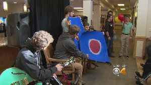 News video: High School Students Perform For Seniors With Dementia