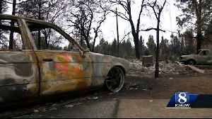Two months after wildfires, leaders take trip back to Paradise [Video]