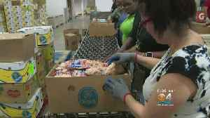 Local Non-Profits Working To Help Feed Federal Workers Not Being Paid Due To Shutdown [Video]