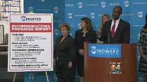 Security Changes Coming To Broward Schools [Video]