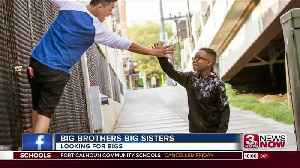 Big Brothers Big Sisters encouraging role models to join [Video]