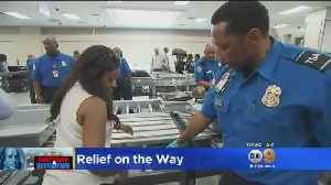 News video: California Governor Offers Relief For TSA Workers