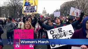 Women's March Scheduled For Jan. 19 [Video]