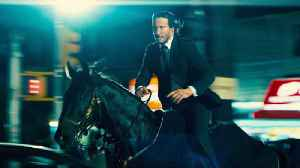 News video: Keanu Reeves, Halle Berry In 'John Wick: Chapter 3 - Parabellum' First Trailer