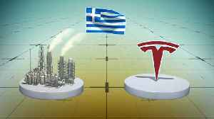 Tesla may power Greek islands using new microgrids [Video]