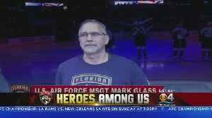 Heroes Among Us: Retired U.S. Air Force Master Sgt.  Mark Glass [Video]