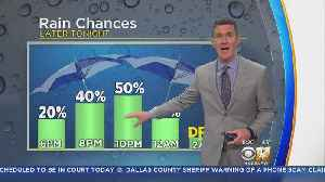 Snow & Below Freezing Temperatures In Weekend Forecast [Video]