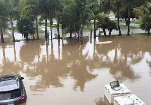 RV Park in Ventura Floods After California Downpours [Video]
