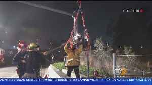 People Rescued From Rushing Inland Empire Rivers, Canals [Video]