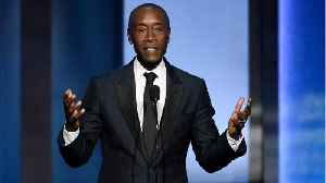 Don Cheadle Throws Shade At Mark Ruffalo For Spoiling Marvel Movies [Video]