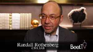 TV Can Embrace Direct Digital Brands: IAB's Rothenberg [Video]