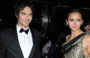 Nina Dobrev defends friendship with ex Ian Somerhalder [Video]