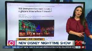 Disneyland nightly firework show temporarily replaced [Video]
