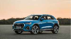 Audi To Introduce Full Electric Crossover [Video]