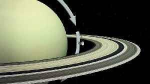 Saturn rings are relatively young compared to planet [Video]