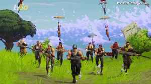 Netflix Isn't Afraid of HBO or Disney, They Say 'Fortnite' Is Their Biggest Competitor [Video]
