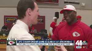 Former Chief hopeful team can bring the Lamar Hunt trophy home [Video]