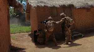 Watch: Portuguese paratroopers raid rebel base in Central African Republic [Video]