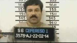 El Chapo Trial: Mexican presidents implicated [Video]