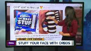 The most stuffed Oreos [Video]
